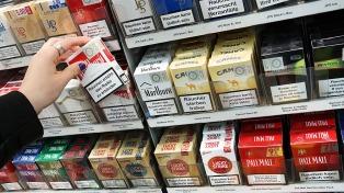 Aumentó 7% el precio de los cigarrillos de la tabacalera BAT