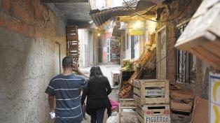 La legislatura porteña debate en comisión la reurbanización de la villa Rodrigo Bueno