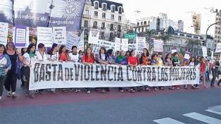 Según la Corte, en la Argentina hubo 278 femicidios en 2018