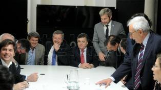 Cambiemos se comprometió a debatir ganancias el 6 de diciembre y la oposición levantó la sesión del jueves
