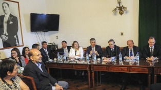 Senadores del FpV no apoyarán la reforma electoral del Gobierno