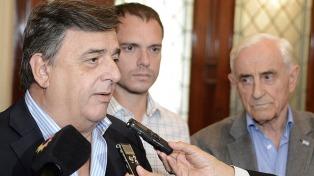 """Negri remarcó la necesidad de """"aceitar mecanismos"""" entre el Congreso y el Gobierno"""