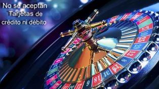 Prohíben el uso de tarjetas de crédito y debito en casinos, bingos e hipódromos de Buenos Aires