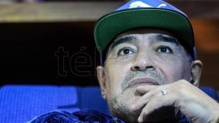 """Maradona y un pedido divino para alentar a la Selección: """"Lean el salmo 91"""""""