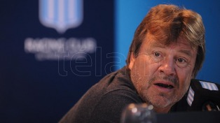 """Zielinski: """"Quisiera parecerme a Cocca o Merlo, si quiero defender lo digo y no se me caen los anillos"""""""