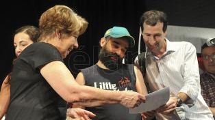 Se conocieron los artistas distinguidos con los premios Teatro del Mundo