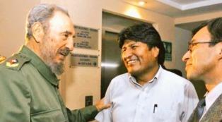 Líderes de todo el mundo, conmovidos por la muerte de Fidel Castro
