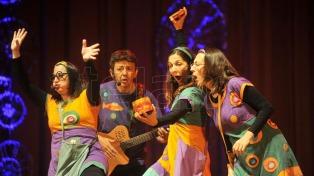 Canticuénticos despide su gran año con un festivo concierto ante sus seguidores porteños
