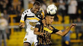 Central y Olimpo igualaron en Rosario