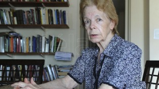 Falleció la escritora y narradora argentina Hebe Uhart