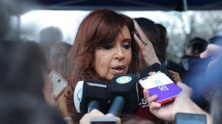 Cristina Fernández y su entorno hicieron el descargo en las redes