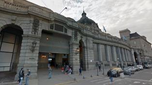 Restauran y ponen en valor el histórico hall de Retiro