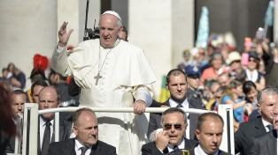 """El presidente italiano destacó que el Papa """"es fuente fecunda de inspiración"""""""