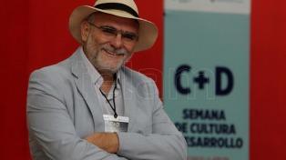 """Celio Turino: """"Lo central es crear una cultura viva, porque la cultura también se burocratiza"""""""