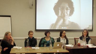 """Mujeres argentinas y británicas destacaron la importancia del movimiento """"Ni una menos"""""""