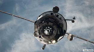 Restos de la nave de carga rusa Progress lanzada hoy hacia la EEI cayeron en Siberia