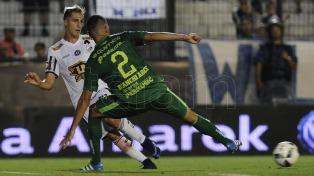 Sarmiento le ganó a Quilmes en un choque clave por la permanencia