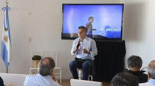 """Mauricio Macri: """"Hemos vuelto a relacionarnos mediante el diálogo y la verdad"""""""