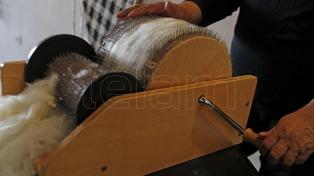 Río Gallegos se viste de lana