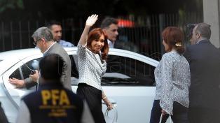AMIA: Cristina Kirchner declaró como testigo