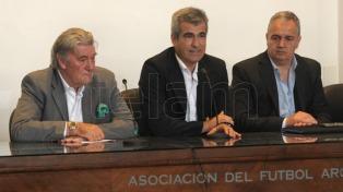 Elizondo fue presentado como responsable de la Dirección Nacional de Arbitraje