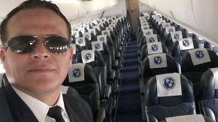 El piloto de Lamia estaba procesado en Bolivia por dejar la Fuerza Aérea