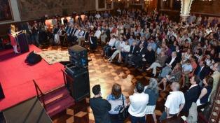 El Fondo Nacional de las Artes entregó distinciones a la trayectoria y el Gran Premio