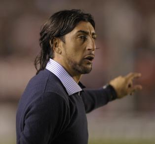 """""""El fútbol es una carnicería, por eso hoy estoy sin trabajo"""", dijo Díaz"""