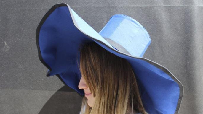 Un concurso de diseño de sombreros para prevenir el cáncer de piel ... 7106f9bf878