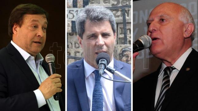 Los gobernadores Weretilneck, Uñac y Lifschitz criticaron la media sanción aprobada en Diputados