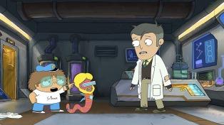 """Disney pone en entredicho los límites de la animación con su nueva tira infantil """"Gusano del Futuro"""""""