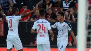 Los hinchas de Independiente festejan su día