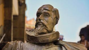 Apareció en Valencia el documento más antiguo del creador de El Quijote