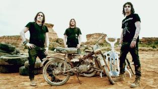 Ciclonautas, el rock español que llega al River de La Beriso