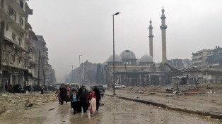 La ONU llamó a las partes del conflicto sirio a abrirle camino a la ayuda humanitaria