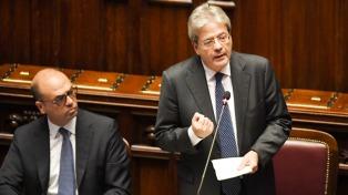 Gentiloni logra el aval de Diputados y queda a un paso de su ratificación
