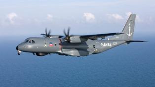 La Armada y la Fuerza Aérea compran  aviones de transporte