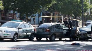 Usurpación, tiroteo y persecución en la villa 1-11-14