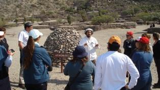 El turismo arqueológico es una de las opciones que ofrece Tucumán en el verano