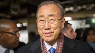 Ex titular de la ONU no se presentará en las elecciones presidenciales