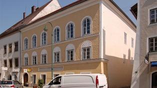 """Expropian la casa donde nació Hitler, un """"santuario"""" para los neonazis"""