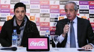 """""""Quien gane, tendrá al mejor entrenador  del fútbol  argentino"""""""