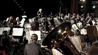 La banda Sinfónica de la Ciudad de Buenos Aires ofrecerá conciertos gratuitos