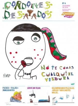 Cordones desatados: un periódico hecho por y para chicos
