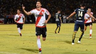 Alario y Moreira, las buenas noticias para Gallardo en River