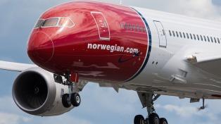 La empresa noruega de bajo costo Norwegian anunció su decisión de volar en la Argentina
