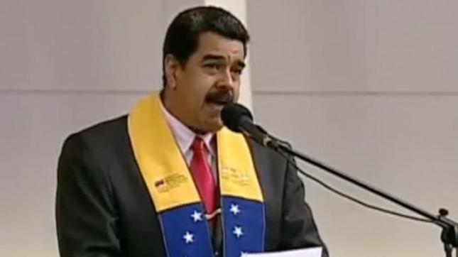 Maduro prorrogó operativo Semana Santa hasta el 19 de abril