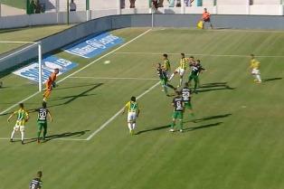 Aldosivi venció a Sarmiento y sumó valiosos puntos para escapar de la zona de descenso