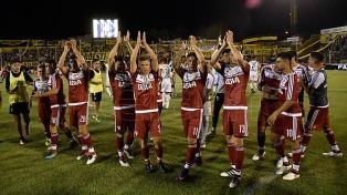 River, tras el festejó en la Copa Argentina, derrotó a Olimpo