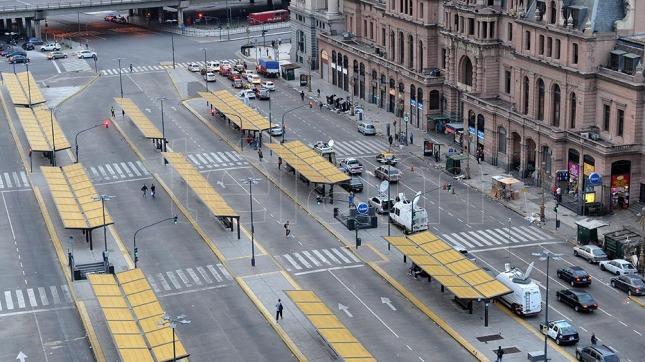 Argentina: La UTA se adherirá al paro